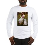Windflowers / OES Long Sleeve T-Shirt