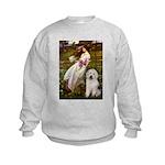 Windflowers / OES Kids Sweatshirt