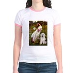 Windflowers / OES Jr. Ringer T-Shirt