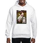Windflowers / OES Hooded Sweatshirt