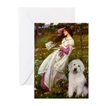 Windflowers / OES Greeting Cards (Pk of 10)