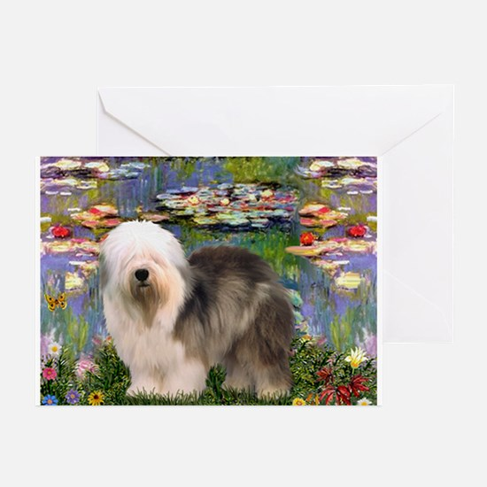 Lilies / OES Greeting Cards (Pk of 20)