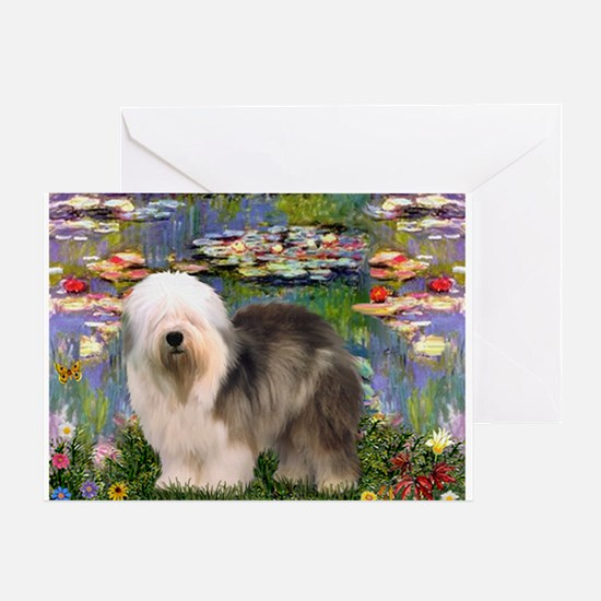 Lilies / OES Greeting Card