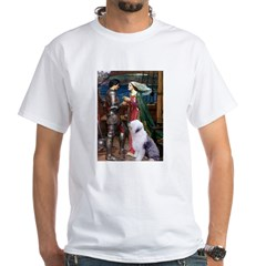 Tristan / OES White T-Shirt