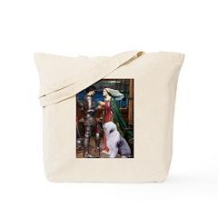 Tristan / OES Tote Bag