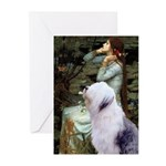 Ophelia / OES Greeting Cards (Pk of 10)