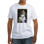 Ophelia / OES Fitted T-Shirt