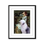 Ophelia / OES Framed Panel Print
