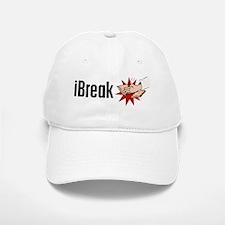 iBreak 1 Baseball Baseball Cap