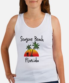 Cute Florida girls Women's Tank Top
