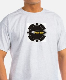 Poker Shooting Star T-Shirt