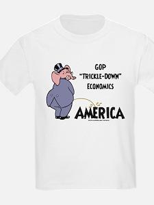 Trickle Down 2c T-Shirt