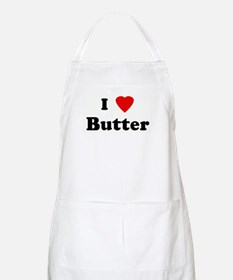 I Love Butter BBQ Apron