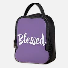 Blessed Neoprene Lunch Bag