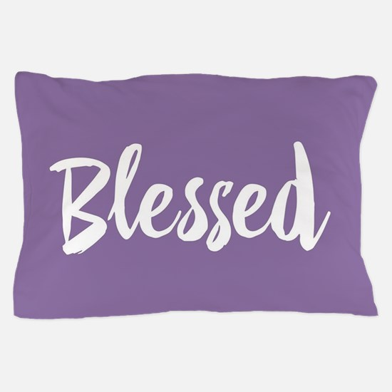Blessed Pillow Case