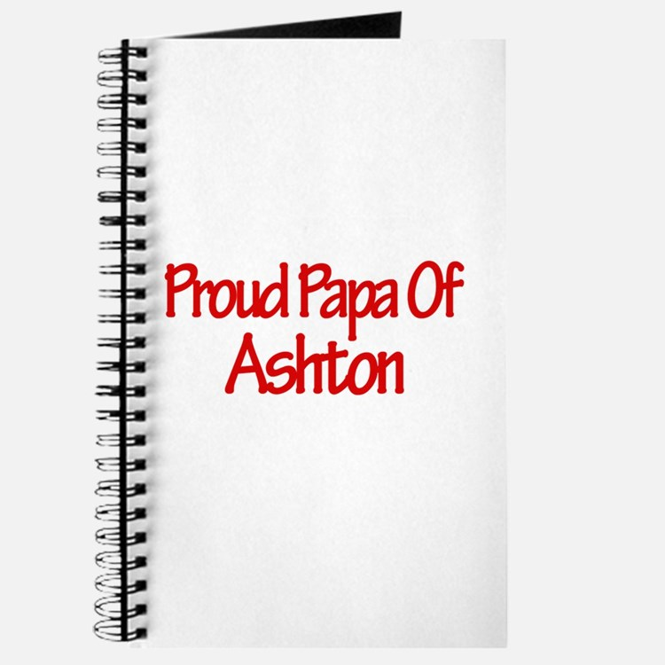 Proud Papa of Ashton Journal