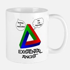Existential Angst - Penrose Triangle Mugs