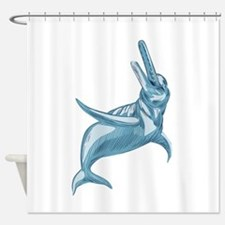 Amazon River Dolphin Drawing