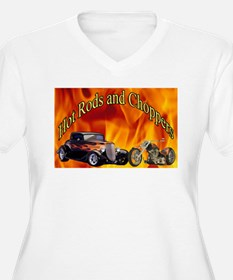Hot Rods and Choppers T-Shirt