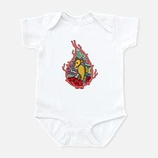 Tanga Infant Bodysuit