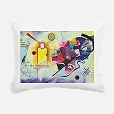 Cute Kandinsky Rectangular Canvas Pillow