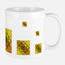 Fractal Geometry Mug