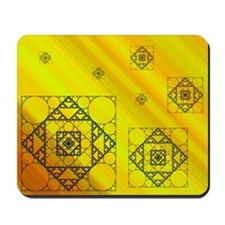 Fractal Geometry Mousepad
