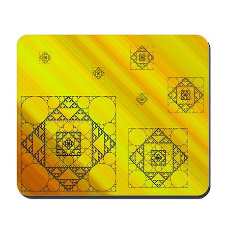 Fractal Geometry Mousepad