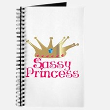 Sassy Princess Journal