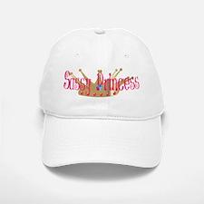 Sassy Princess Baseball Baseball Cap