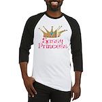 Sassy Princess Baseball Jersey