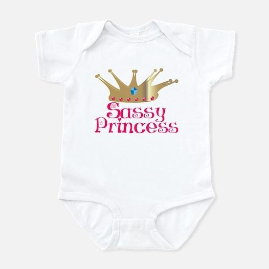 Sassy Princess Infant Bodysuit