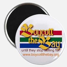 Boycott the Bay Magnet