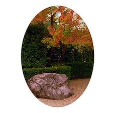 Autumn Zen Garden Ornament