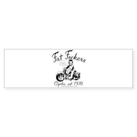 Fat Fockers Bumper Sticker