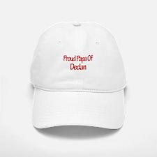 Proud Papa of Declan Baseball Baseball Cap