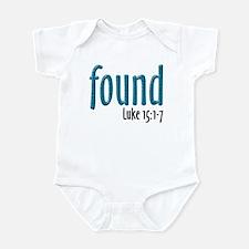 found Infant Bodysuit