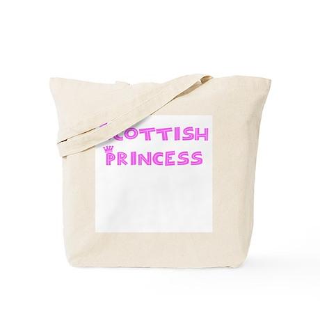 Scottish Tote Bag