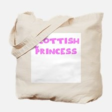 Scottish Tote Bag