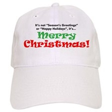 merry christmas Baseball Cap