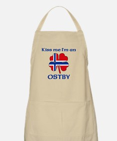 Ostby Family BBQ Apron