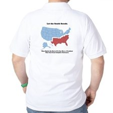 Let the South Secede T-Shirt