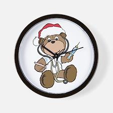 Christmas Gifts Nurse Wall Clock