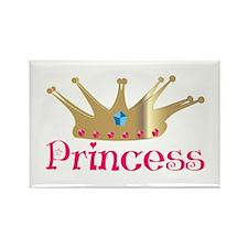 Princess Rectangle Magnet (10 pack)