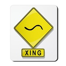 Worm XING Mousepad