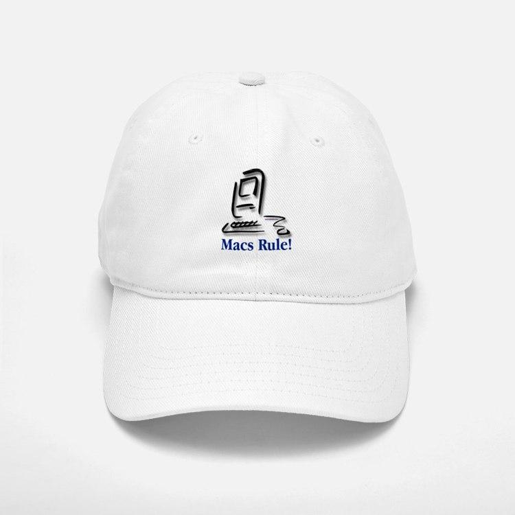 Macs Rule! Cap