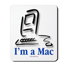 I'm a Mac Mousepad