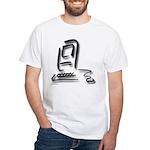 Macconsult Logo White T-Shirt