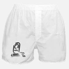 Macconsult Logo Boxer Shorts