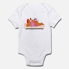 Miss Ho Hos Infant Bodysuit